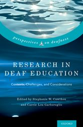 Research in Deaf EducationContexts, Challenges, and Considerations