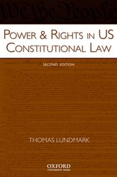 Power & Rights in US Constitutional Law