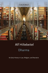 DharmaIts Early History in Law, Religion, and Narrative