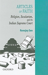Articles of FaithReligion, Secularism, and the Indian Supreme Court