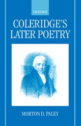 Coleridge's Later Poetry