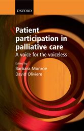 Patient Participation in Palliative Care: A voice for the voiceless