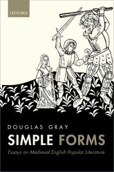 Simple Forms: Essays on Medieval English Popular Literature