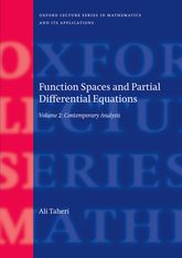 Function Spaces and Partial Differential Equations