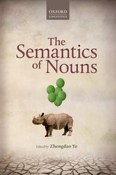 The Semantics of Nouns