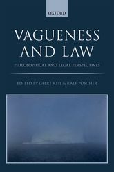 Vagueness and LawPhilosophical and Legal Perspectives