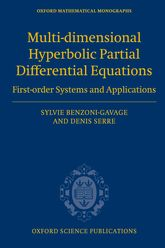 Multi-dimensional hyperbolic partial differential equations: First-order systems and applications