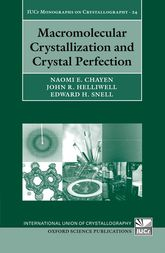 Macromolecular Crystallization and Crystal Perfection