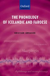 The Phonology of Icelandic and Faroese