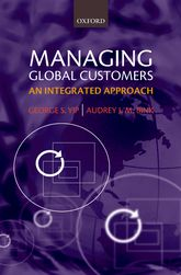 Managing Global CustomersAn Integrated Approach