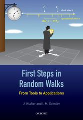 First Steps in Random WalksFrom Tools to Applications