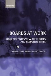 Boards at Work: How Directors View their Roles and Responsibilities