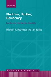 Elections, Parties, Democracy: Conferring the Median Mandate