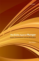 The Battle Against HungerChoice, Circumstance, and the World Bank