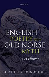 English Poetry and Old Norse MythA History